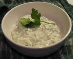 Cilantro Cream Dipping Sauce