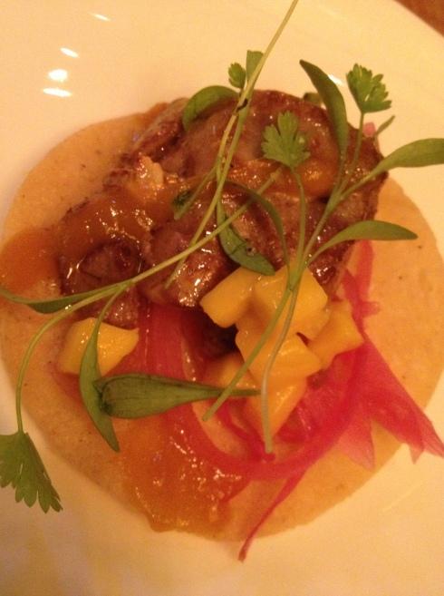 Foie gras tostada