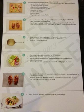 fc menu